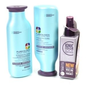 Pureology Serious Color Care Strength Cure Set